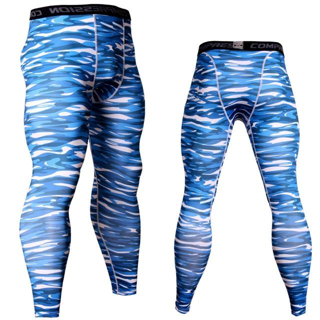 Men Compression Pants Jogging Pants Primo Leggings 16 S