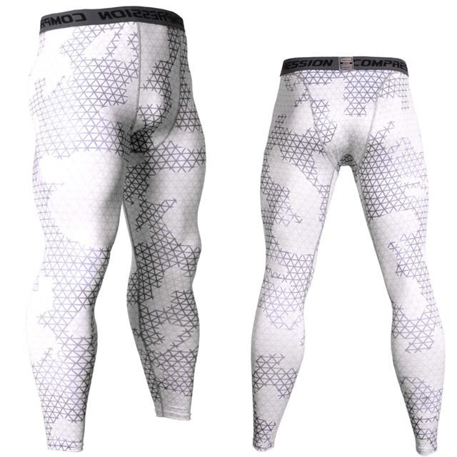 Men Compression Pants Jogging Pants Primo Leggings 8 S