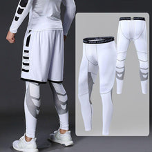 Load image into Gallery viewer, Men Compression Pants Tights Leggings Primo Leggings