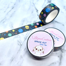 Load image into Gallery viewer, Space Out Foil Washi Tape