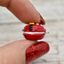 Load image into Gallery viewer, Santa Macaron Charm