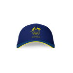AOC Taekwondo Adults Cap Navy