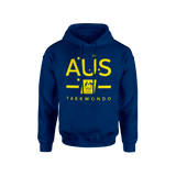 AOC Taekwondo Adults Navy Supporter Hoodie