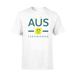 AOC Taekwondo Kids White Supporter Tee