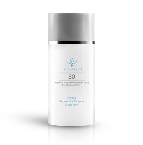 Botanical + Vitamin Sunscreen - Olecea ™