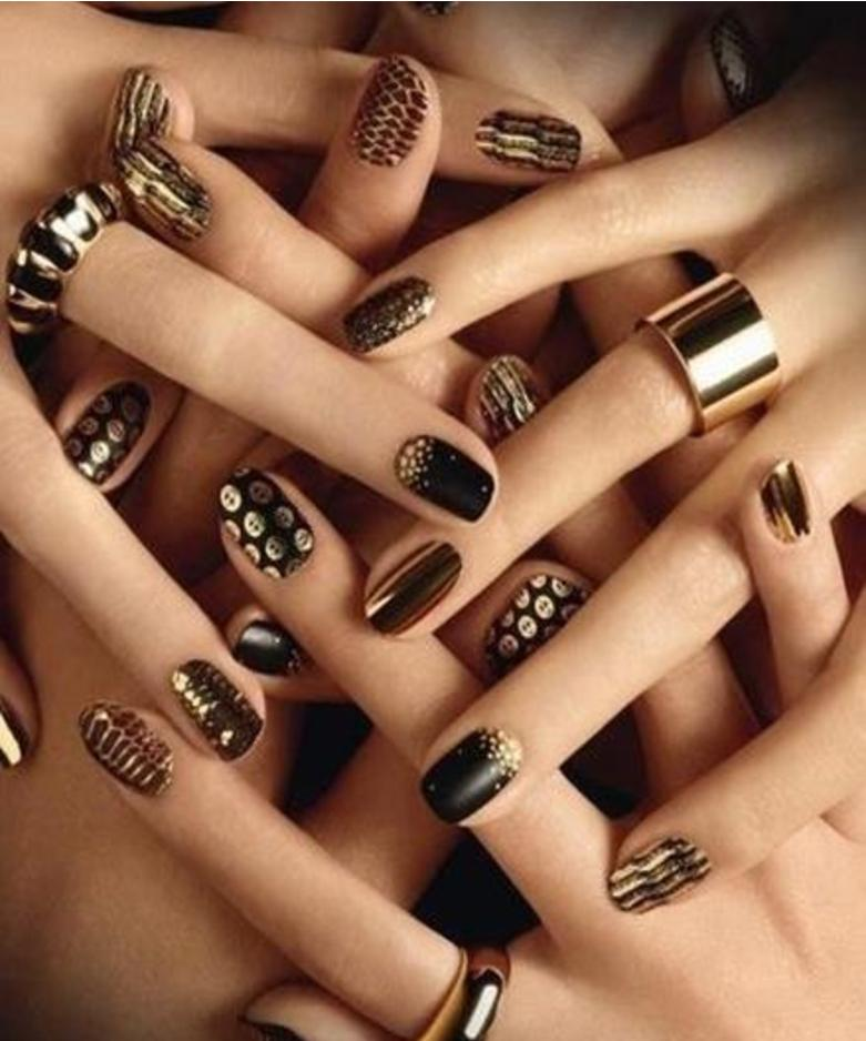 All Forms Of Nail Art