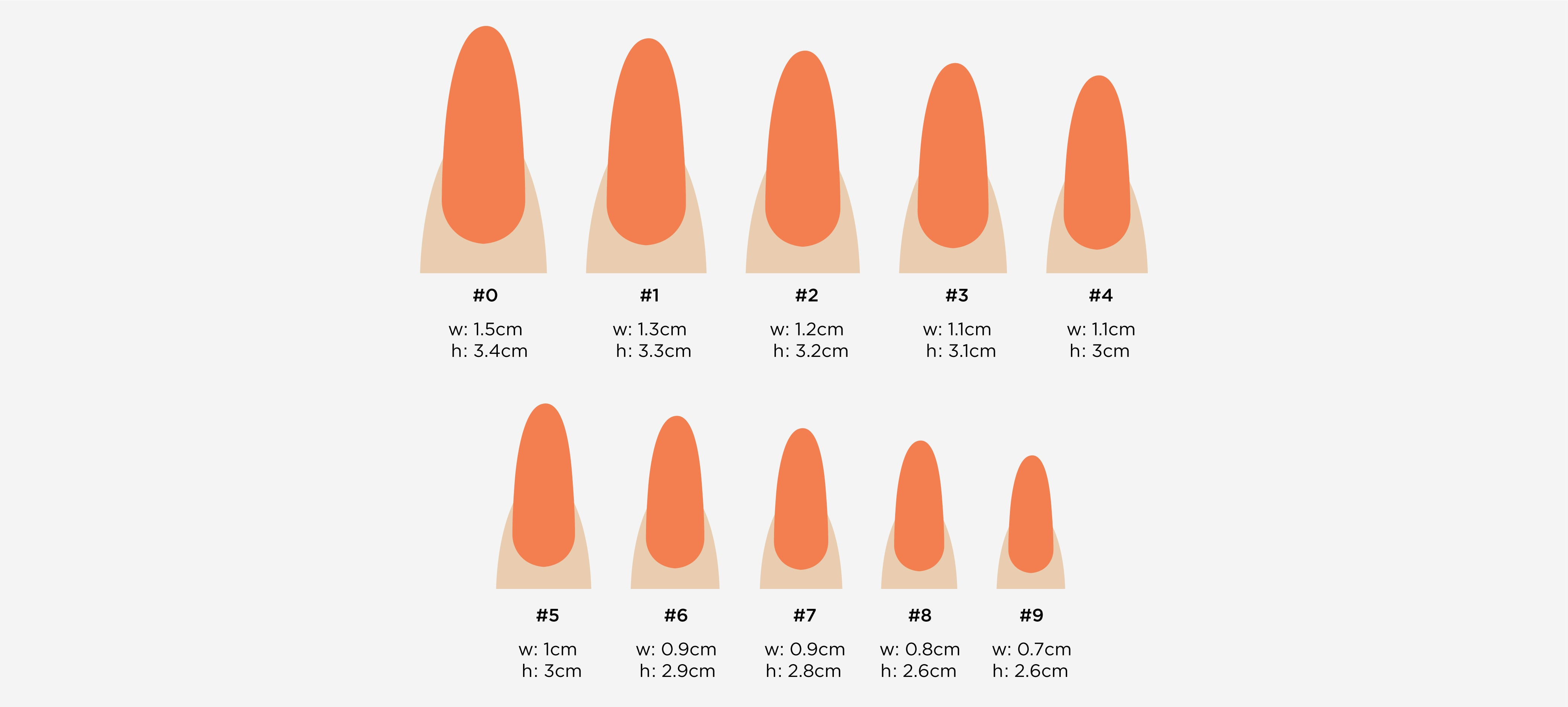 Tinted Tales Shape + Sizing Images-Long Almond