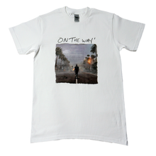 Load image into Gallery viewer, On The Way - T-Shirt w/ Album Cover
