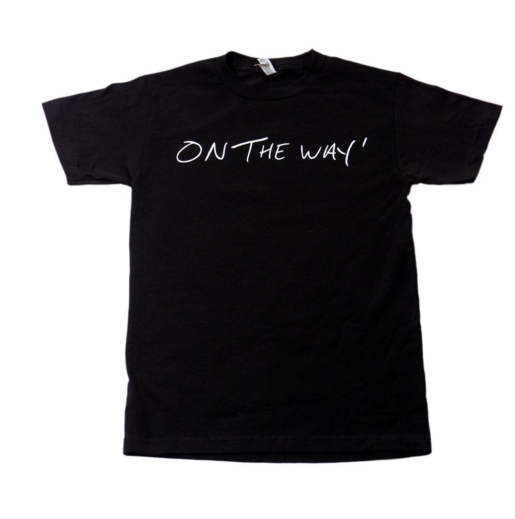 On The Way Logo - T-Shirt