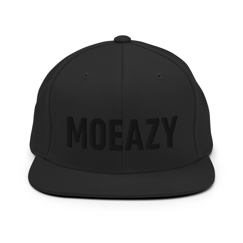 Moeazy On the Way Snapback Hat