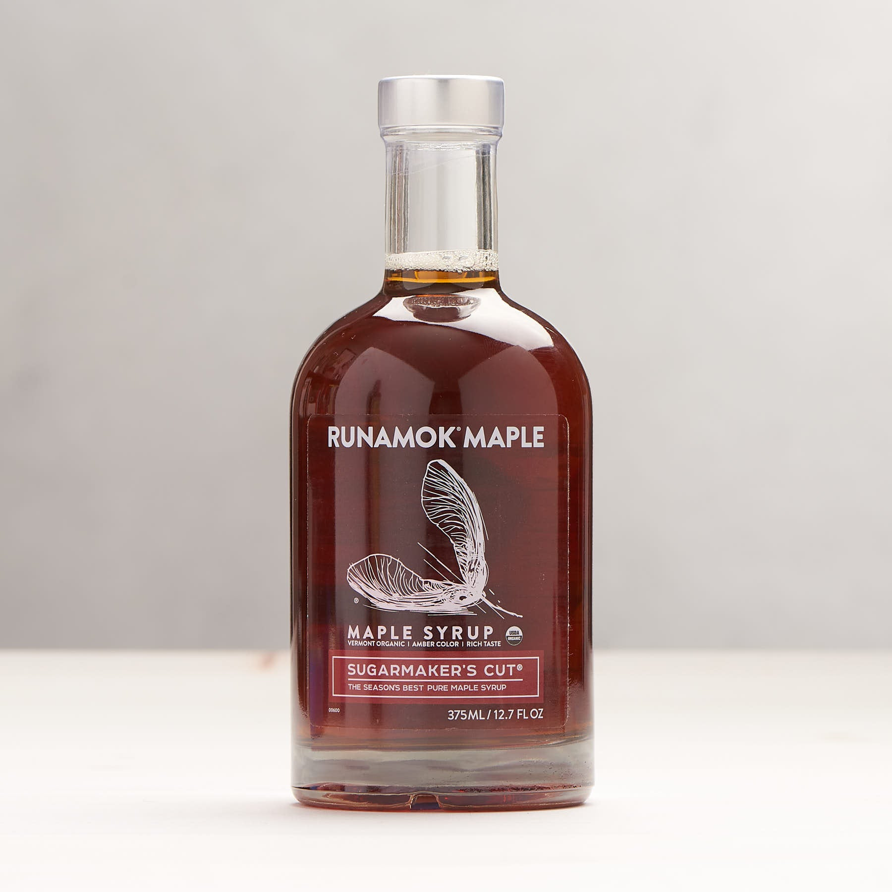 Runamok Maple Sugarmaker's Cut Maple Syrup