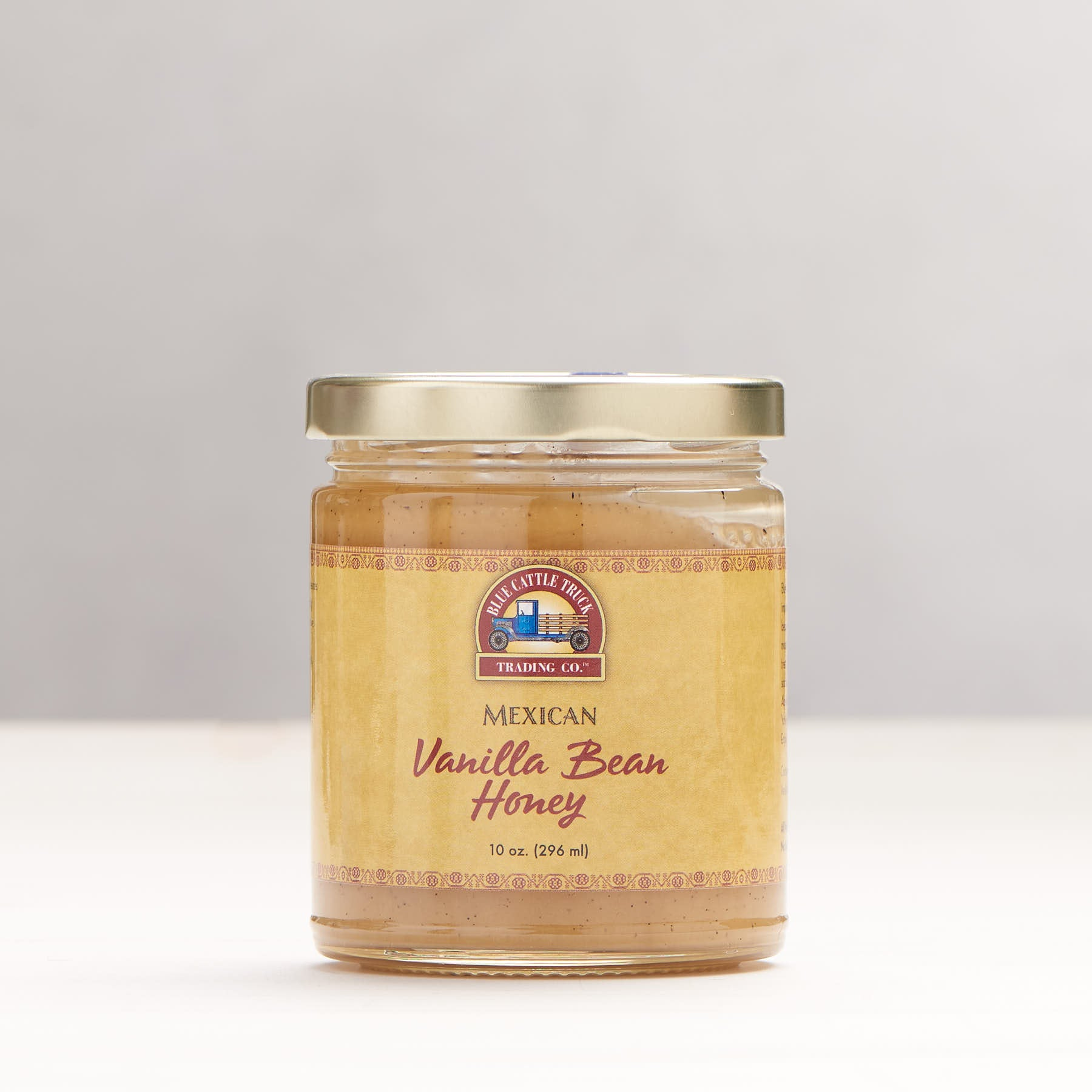 Blue Cattle Truck Trading Co.™ Mexican Vanilla Bean Honey