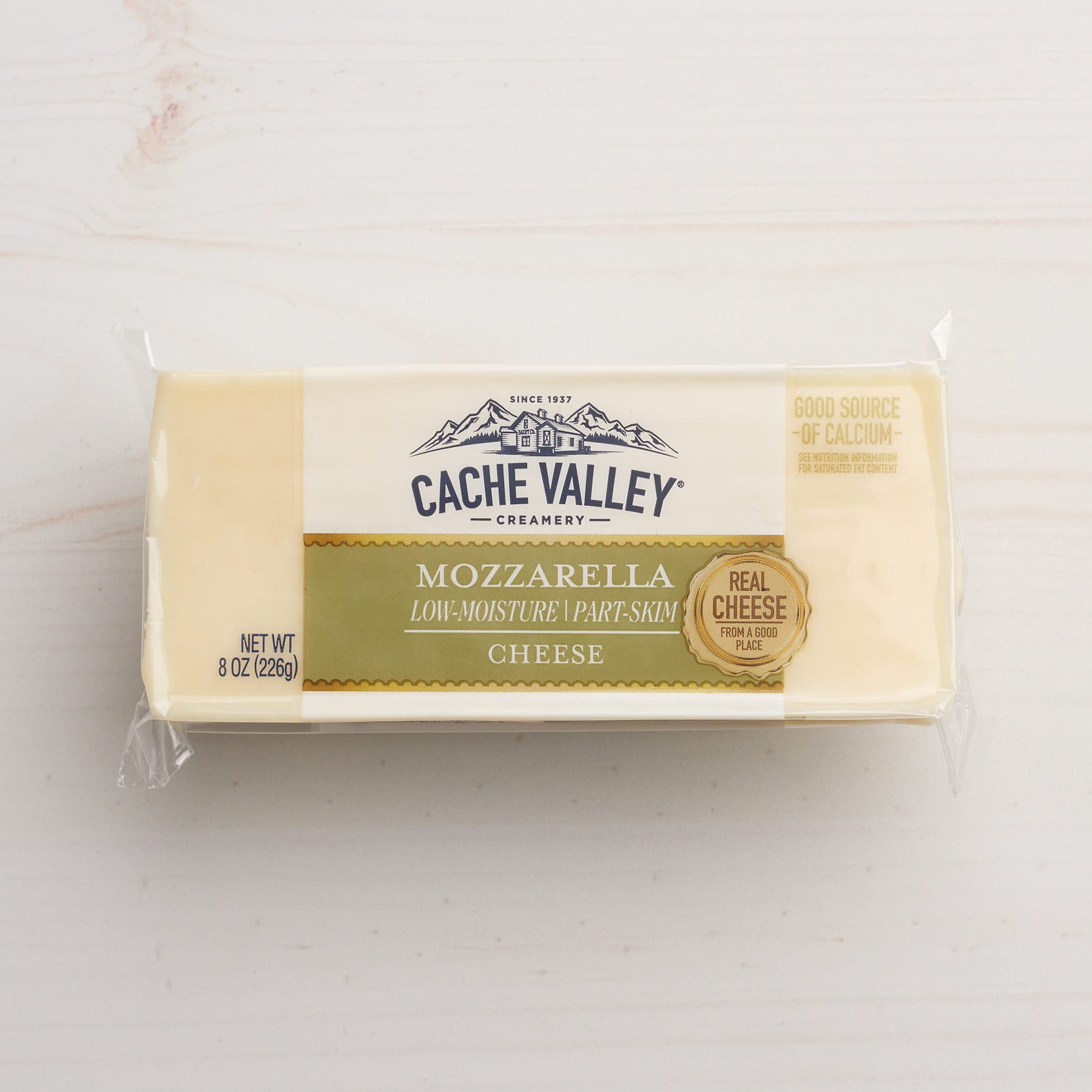 Image of Cache Valley Creamery Mozzarella Cheese