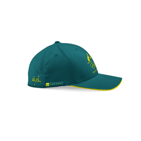 AOC Archery Adults Cap Green