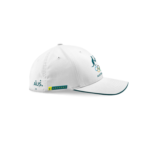 AOC Archery Adults Cap White