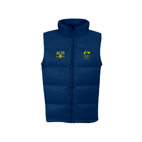 AOC Archery Adults Navy Supporter Vest