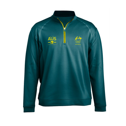AOC Archery Adults Green Elite Supporter Top