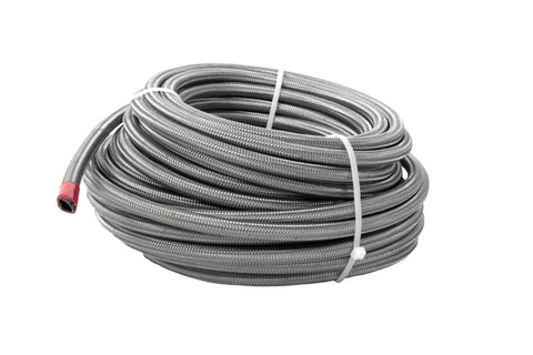 Aeromotive PTFE SS Braided Fuel Hose - AN-06 x 8ft