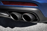 Akrapovic 17-18 Porsche Panamera Turbo Tail Pipe Set (Carbon)