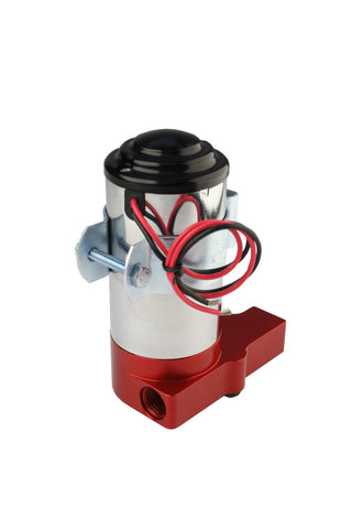 Aeromotive SS Series Billet (14 PSI) Carbureted Fuel Pump w/ AN-8 Inlet and Outlet Ports