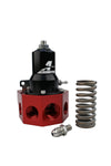 Aeromotive Regulator - 30-120 PSI - .500 Valve - 4x AN-08 and AN-10 inlets / AN-10 Bypass