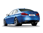 Akrapovic 11-17 BMW M5 (F10) Evolution Line Cat Back (Titanium) (Req. Tips)