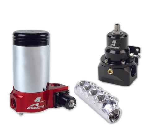 Aeromotive Billy Glidden Signature Fuel System