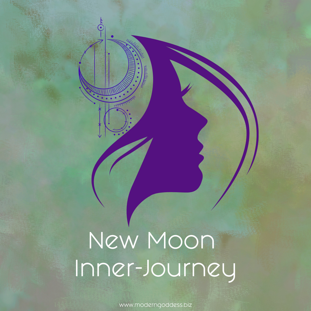 New Moon Inner Journey - Audio