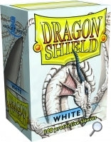 Dragon Shields (100) White