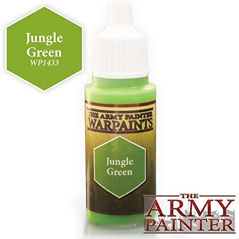 Warpaints: Jungle Green 18ml