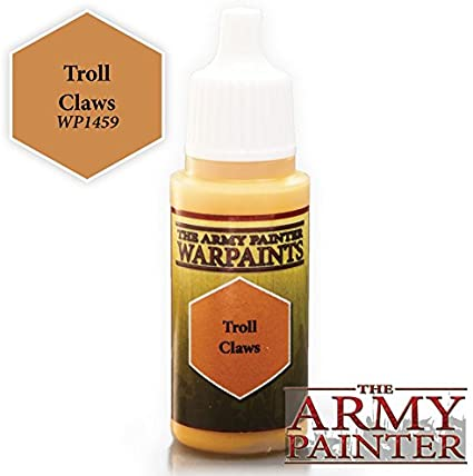 Warpaints: Troll Claws 18ml