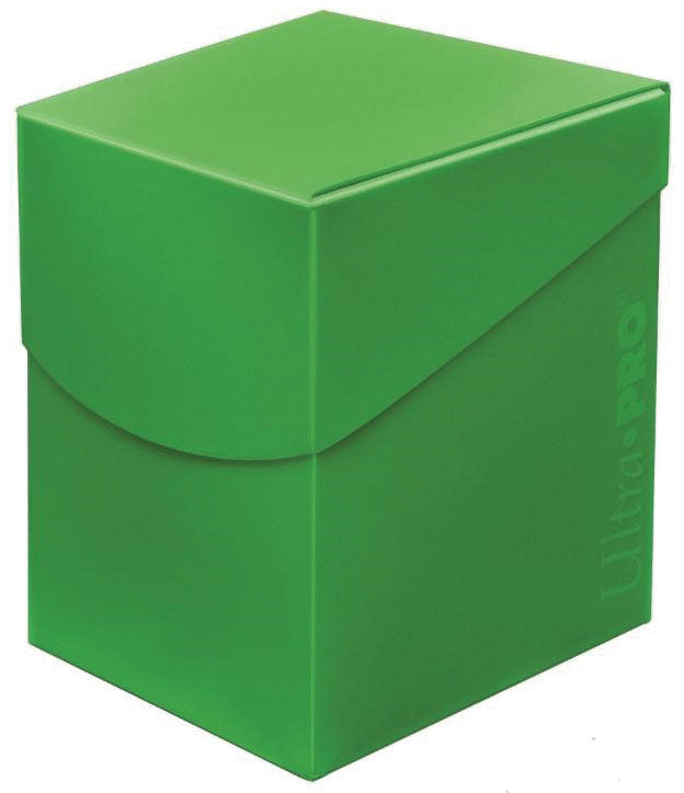 Deck Box: Eclipse Lime Green