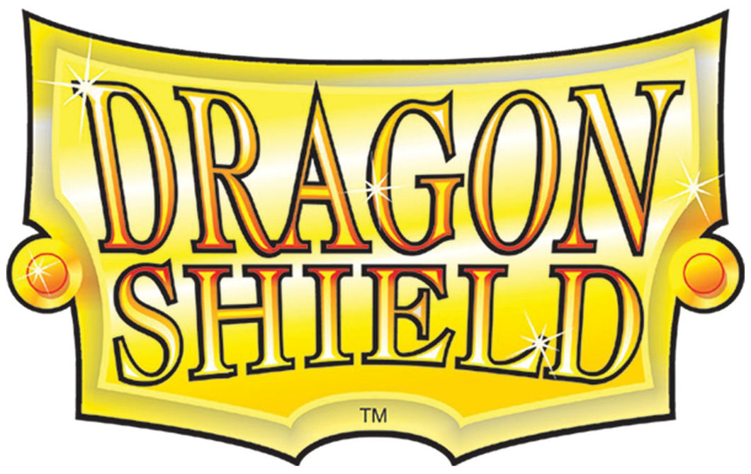 Dragon Shields (100) Matte N Bl