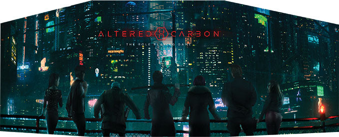Altered Carbon GM Screen