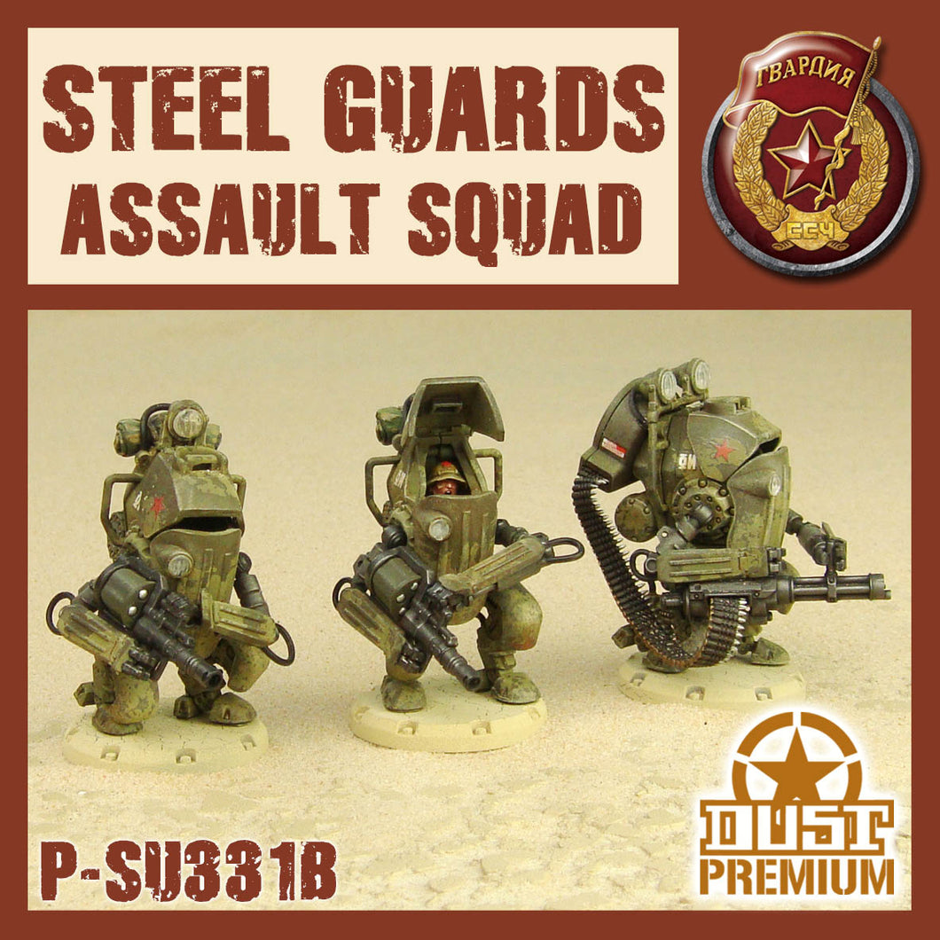 Steel Guards Assault Squad