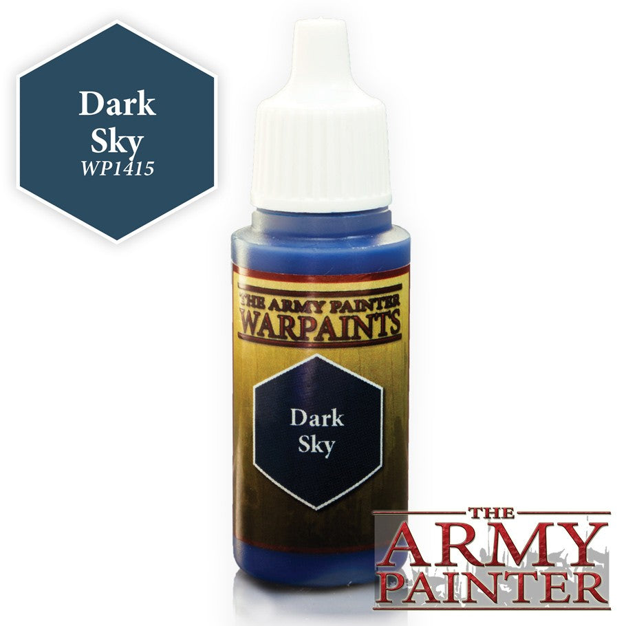 Warpaints: Dark Sky 18ml