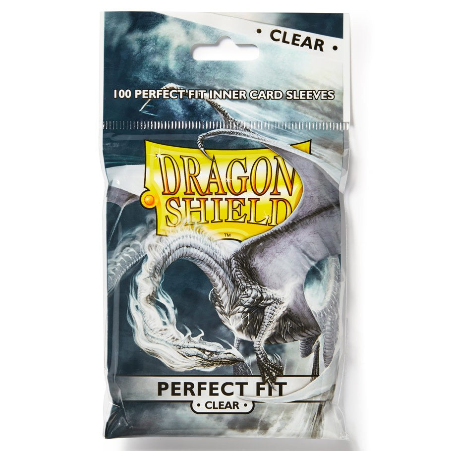 Dragon Shields Perf Fit Clear