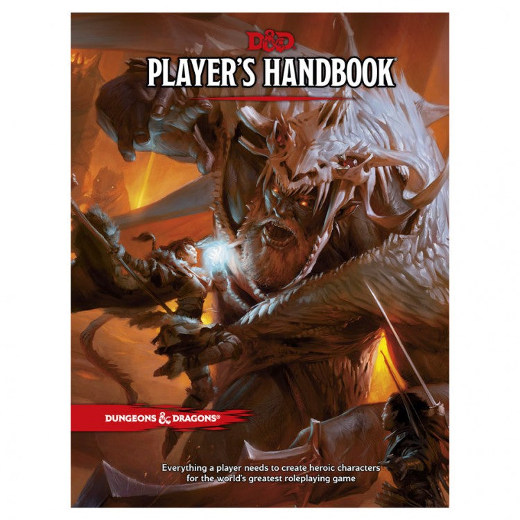 D&D 5th RPG Player's Handbook