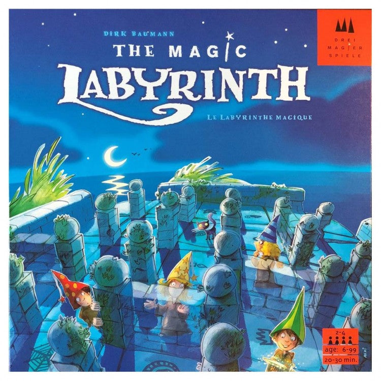 The Magic Labryrinth