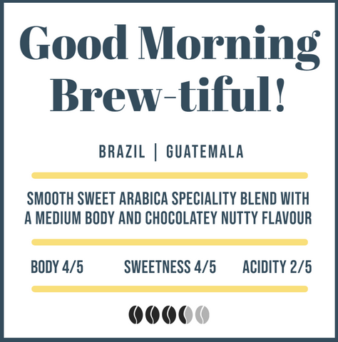 Good Morning Brew-tiful!