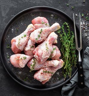 Chicken Drumsticks - Newman Farm