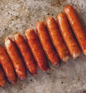 Maple Breakfast Sausage Links - Newman Farm