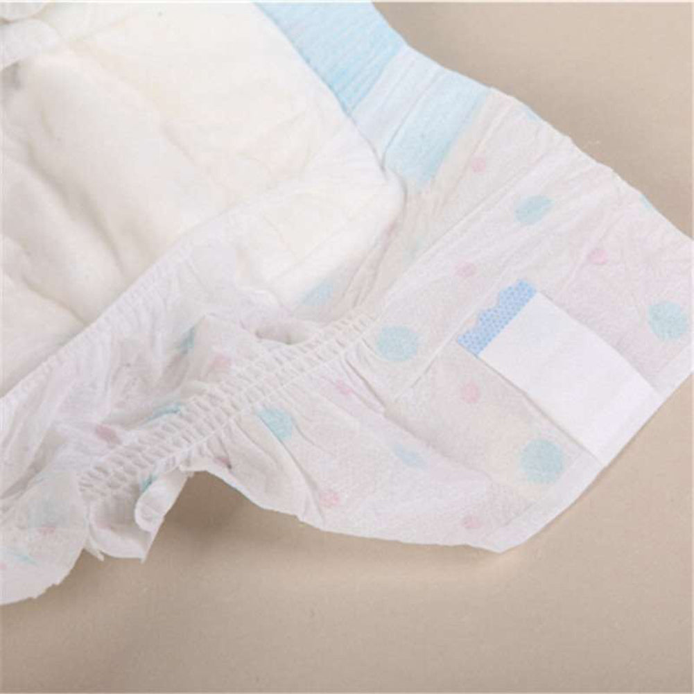 10Pcs Disposable Pet Dog Physiological Pants Sanitary Nappy Underwear Diaper