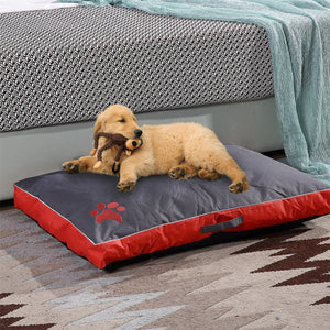 Washable cozy big dog and puppy sofa bed