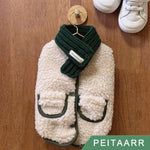 Load image into Gallery viewer, Pet Christmas Coat Cotton Winter Vest Dress