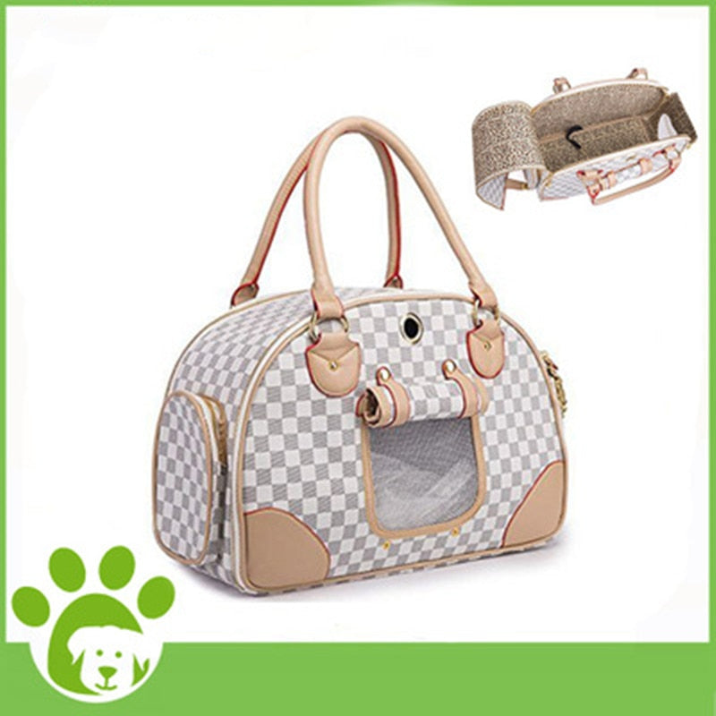 Pet Dog Cat Outdoor Carrier Sling Bag Travel Carrier Tote Luggage Portable Bag