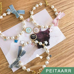 Load image into Gallery viewer, Pet Supplies  Cute Crown Pendants Necklace