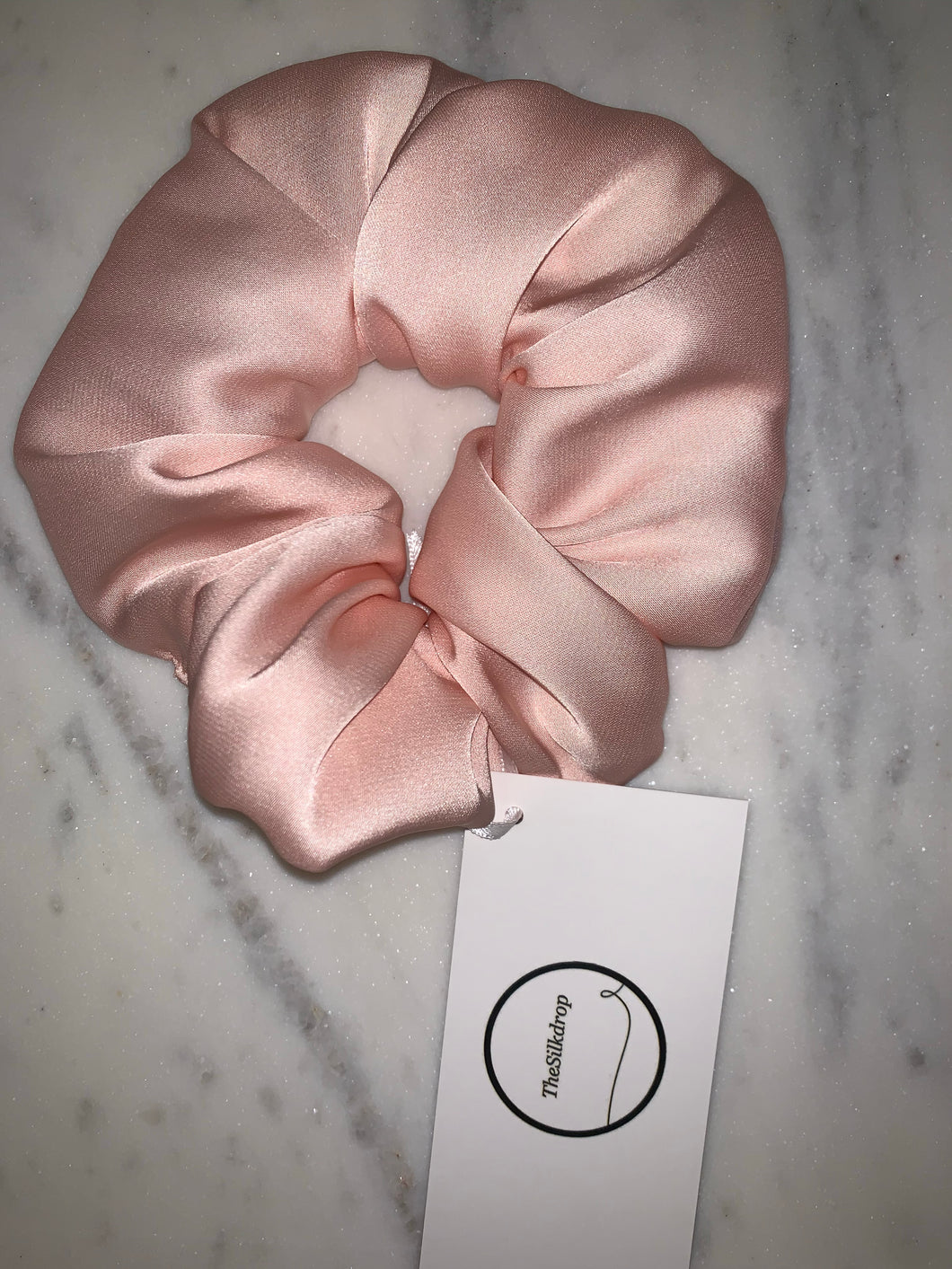 Blush XL Scrunchie