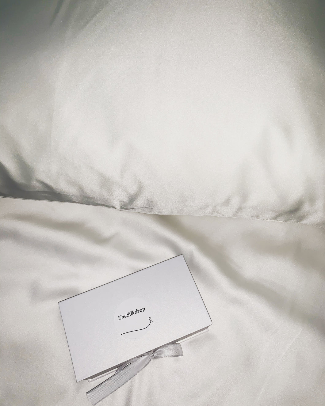 Pearl White Pillowcase