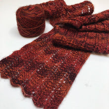 Load image into Gallery viewer, DARCIE LACE SCARF